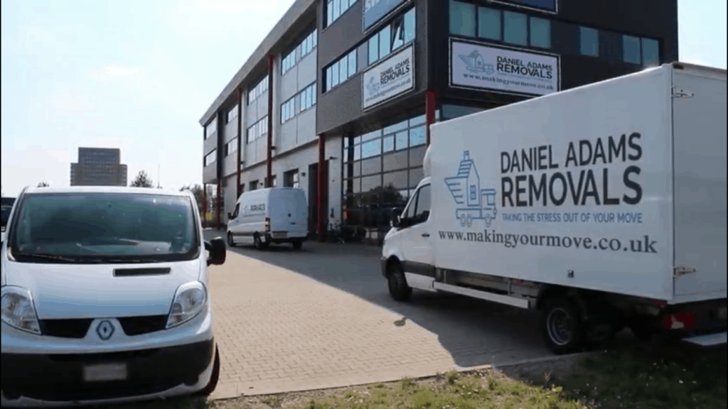 Daniel Adams Removals, house removal, business removals, waste removal